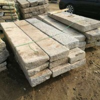 old granite stone paver